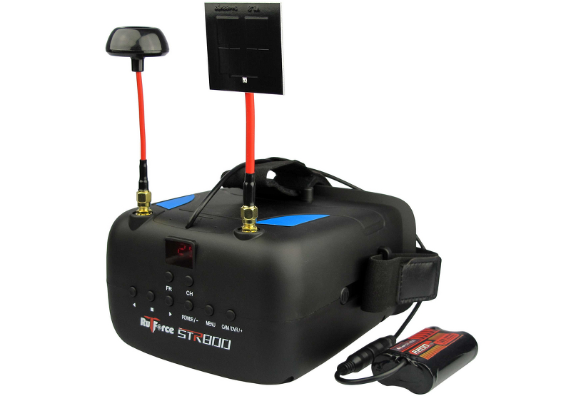 casque str800 vr fpv accu lipo 2200mah 2s yuki model. Black Bedroom Furniture Sets. Home Design Ideas