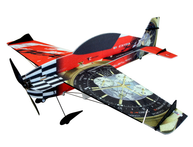 Extra 330 SuperLite red Rc factory